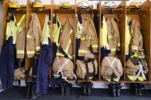 Fire fighter gear